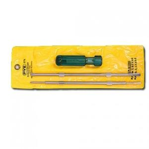 Pye 4 In One Screwdriver-Hanging Pouch, PYE-579, Blade Size: 6.0x150 mm, Phillip No 2