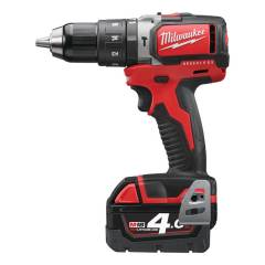 Milwaukee Compact Brushless Percussion Drill, M18BLPD-402C