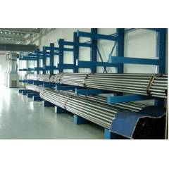 2 Layer Industrial Pipe Rack, Load Capacity: 100-200 kg/Layer