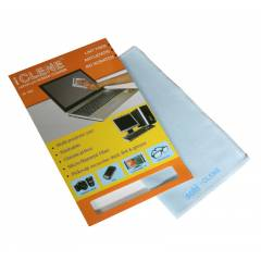 Solo Laptop and LCD Screen Fabric Cleaner, IC102 (Pack of 10)