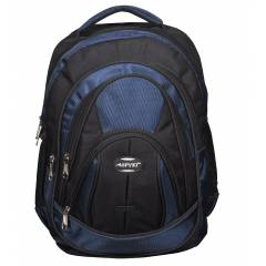 SPYKI SKG100 Blue Smart and Specious Polyester Laptop Backpack