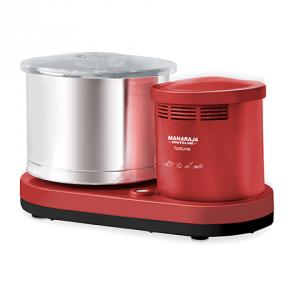 Maharaja Whiteline Fortune 150W Red Wet Grinder
