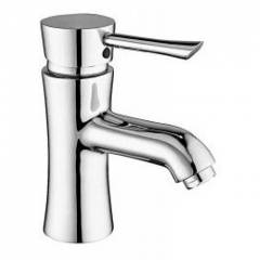 Marc Shapes Single Lever Basin Mixer Extended Body without Pop-up Waste, MSP-2011
