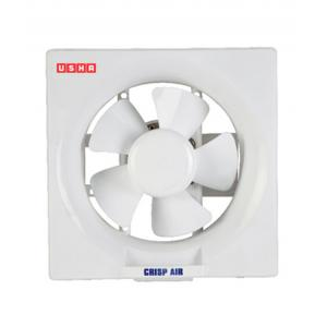 Usha 1250rpm White Crisp Air Exhaust Fan, Sweep: 200 mm