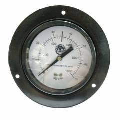 Bellstone 0-30psi Mild Steel Black Pressure Gauge, 77774446