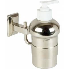 Abyss ABDY-0381 Glossy Finish Stainless Steel Liquid Soap Dispenser