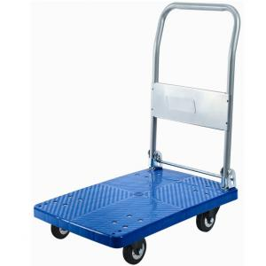 BIG APPLE 150kg Capacity Single Platform Industrial Trolley, WH-1150