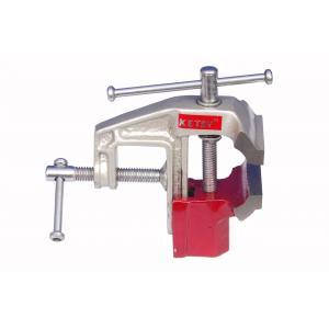 Ketsy 781 Red Iron Cast Baby Vice, Size: 75 mm