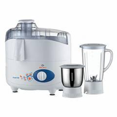 Bajaj Fresh Sip 450W White Juicer Mixer Grinder