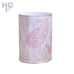 Height of Design HODNL65 Pink Gold Butti Night Lamp