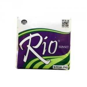 Rio 29cm Sunset Tissue Napkins, RSSW (Pack of 100)