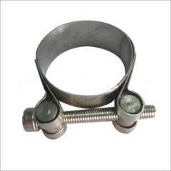 Subhlakshmi Engineering Works 2 Inch Heavy Duty Nut Bolt Clamp (Pack of 200)