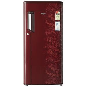 Whirlpool 190L 3 Star Single Door Refrigerator, 205 IMPWCOOL PRM 3S Premium Rose