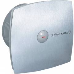 Cata X MART-12 Matic Inox White Exhaust Fan, Sweep: 118 mm