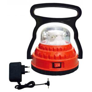 Grind Sapphire Red Shine Star 10W LED Lantern With Charger, GS-6364