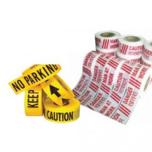 Prima 500m Caution Tape Fresh , PCT-01