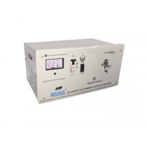 Rahul Base-5 c 5kVA/20A/140-280V 3 Step Copper Main Line Use Up to 5kVA Load Automatic Copper Voltage Stabilizer