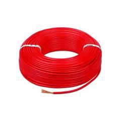 Kalinga Gold 2.5 Sq mm Red FR PVC Housing Wire, Length: 90 m