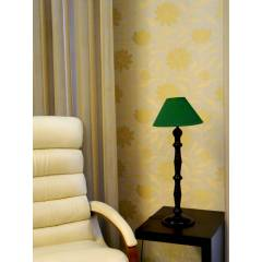 Tucasa Table Lamp with Conical Shade, LG-83, Weight: 800 g