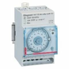 Legrand Microrex T31 -Daily Time Switch, 4128 12