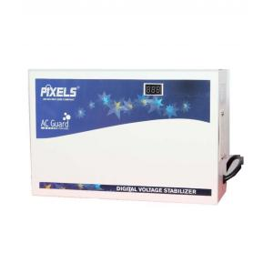 Pixels 200-240V White Voltage Stabilizer, ACG05-140D