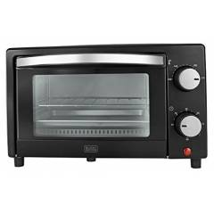 Black+Decker 9 Litre Black Oven Toaster Grill, BXTO0901IN