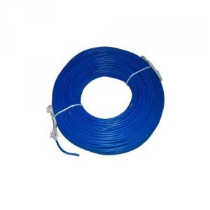 Jupiter 100m 4 Sq mm PVC Insulated Blue Single Core Sheathed Wire