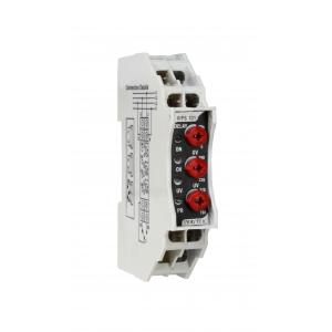Veritek Under voltage and Over Voltage Phase Reversal Relay, VIPS 101