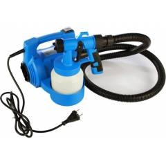 Homepro 650W Electric Paint Sprayer with Vacuum Cleaner, EP003