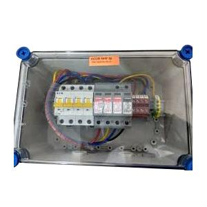 Standard 5-10kW 3 Phase AC Distribution Box