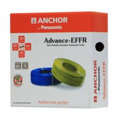 Anchor 90m 1.5 Sqmm Single Core Assorted Copper Industrial Cable, 96104