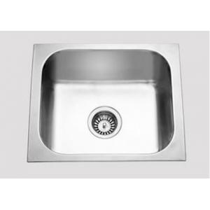 Jayna Galaxy SBFB-02 Anti-Scratch Sink With Beading, Size: 20 x 17 in