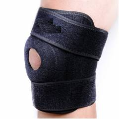 Arsa Medicare AM-006-004 X-Large Knee Support Brace With Open Patella