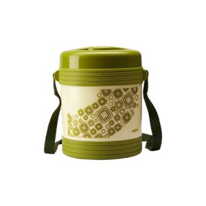 Milton Vector 4 Container Green Lunch Box, M1008-MVLB-GR