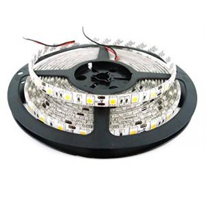 MTC 5m Green Waterproof and Cuttable LED Strip Light with Adapter