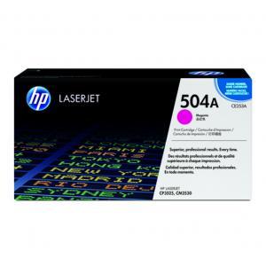 HP 5T Magenta Print Cartridge, CE253A