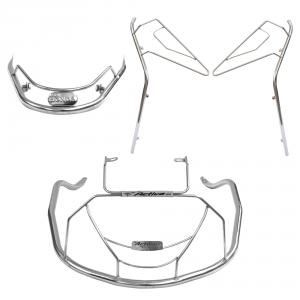 Ride Smart Stainless Steel Safety Guard Set for Honda Activa 125