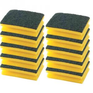 Ave Economic Kitchen Scourers (Pack of 10)