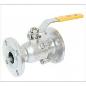 Sap Cast Steel 2PC Flanged Ends Full Bore Ball Valves, A.S.A 150, 65 mm