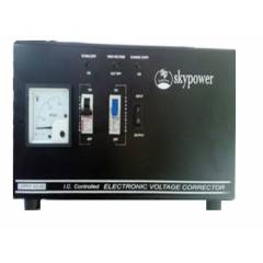 Sky Power 8.0 KVA Copper Wounded Automatic Voltage Main Line Stabilizer, Input Voltage: 100V AC-270V AC