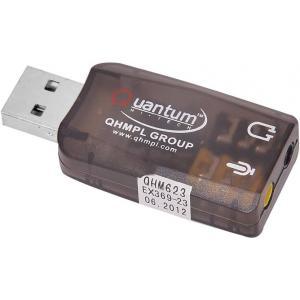 Quantum QHM 623 Black Sound Card