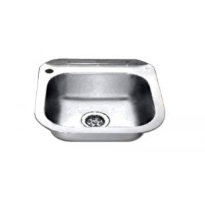 Jayna Pluto WB 04 Glossy Wash Basin, Size: 12 x 12 in