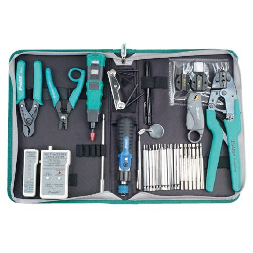 Top Quality Proskit Crimping Tools Kit for Coaxial Cables