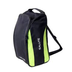 Salute Green Polyester Travel Accessories Bag