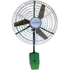 Almonard 24 inch 1440rpm Air Circulator Wall Fan, Sweep: 600 mm