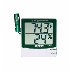 Extech Big Digit Hygro-Thermometer, 445715
