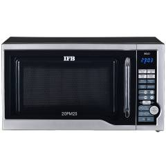 IFB 20 Litre Metallic Silver Solo Microwave Oven, 20PM2S