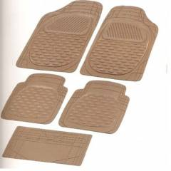 Oscar Packy Poda Beige Century Mat Set For Maruti Suzuki Grand Vitara