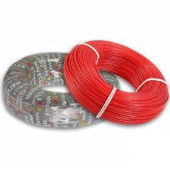 Havells 35 Sq mm Life Line S3 FR Red Cable, WHFFDNRB1035, Length: 100 m