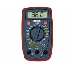 MECO-G 3.1/2 Digit Multimeter with Temperature and Transistor, R-36C